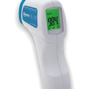 Microtek Infrared Thermometer, Non Contact Forehead Thermometer with extra long Range TG8818C